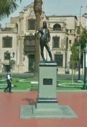 El Estibador – Le débardeur – Lima (Pérou)