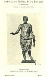 Statue de Septime Sévère – Rome
