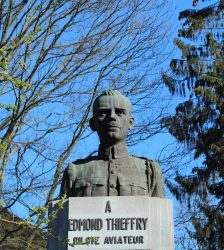Monument à Edmond Thieffry – Etterbeek