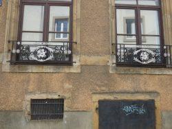 Balcons – Rue des Capucins – Arlon (2)