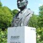 Buste de Robert Schuman - Parc du Cinquantenaire - Bruxelles - Image2