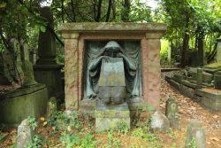 Tombe de la famille Katz – cimetière du Dieweg – Uccle