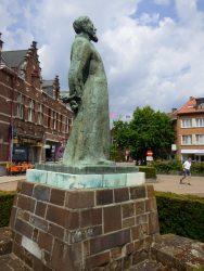 Monument au Père Jozef Raskin – Aarschot