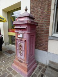 Borne postale – Aarschot