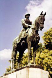 Statue équestre d'Albert Ier  –  Namur