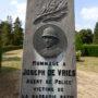 Stèle Joseph De Vries - cimetière - Anderlecht - Image3