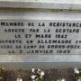 Stèle Joseph De Vries - cimetière - Anderlecht - Image4