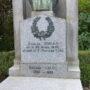 Monument funéraire d'Achille Jonas – cimetière – Anderlecht - Image3