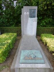 Monument funéraire de Guillaume Melckmans – cimetière – Anderlecht
