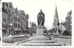 Monument aux morts – Anderlecht