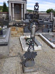 Croix funéraires – cimetière – Anhée (4)