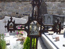 Croix funéraire – cimetière – Anhée (7)