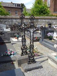 Croix funéraires – cimetière – Anhée (1)