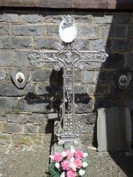 Croix funéraire – cimetière – Anhée (6)