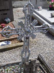 Croix funéraire – cimetière – Anhée (2)