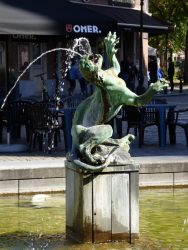 Chimère – Fontaine Anspach – Bruxelles (6)