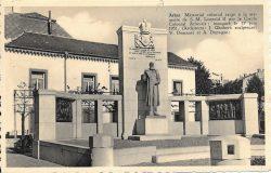 Monument au roi Léopold II – Arlon