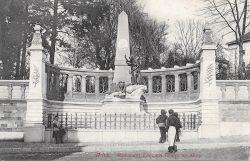 Monument Baron Édouard Orban de Xivry – Arlon