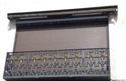 Balcon – Rue des Capucins – Arlon (1)