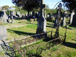 Croix funéraire – cimetière – Beigem (Grimbergen)