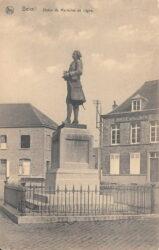 Monument au Prince Charles-Joseph de Ligne – Belœil