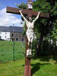 Christ en croix – Bercheux
