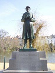 Monument au Lieutenant-général Bernheim – Bruxelles