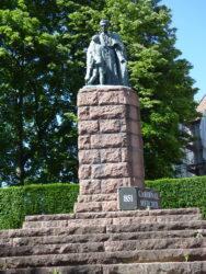 Monument au Cardinal Mercier – Braine-l'Alleud