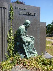 Tombe Brouckaert-Vanhemelryck – Cimetière de Bruxelles – Evere