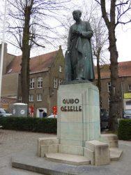 Monument à Guido Gezelle – Brugge (Bruges)