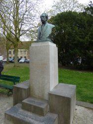 Buste de Maurits Sabbe – Brugge (Bruges)
