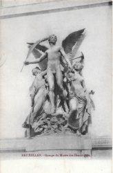 Allégorie – La Glorification de l'Art – Musée d'Art ancien – Bruxelles
