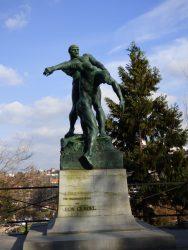 La mort d'Ompdrailles – Bruxelles