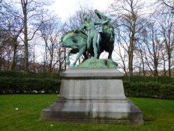Le Dompteur de chevaux – Bruxelles