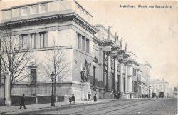 Allégorie – L'Enseignement de l'Art – Musée d'Art ancien – Bruxelles