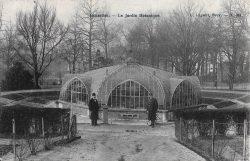 """Serre """" Balat """" – jardin botanique – Saint-Josse-ten-Noode (déplacée)"""