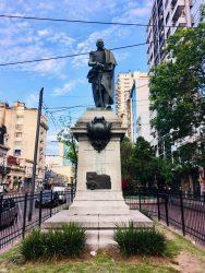 Monument à Cornelio Saavedra – Buenos Aires