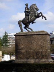 Monument à Simon Bolivar – Bruxelles