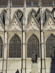 Monument au Cardinal Mercier – Bruxelles