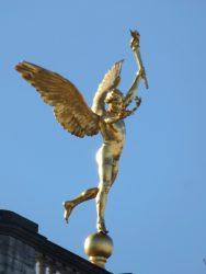 Le Génie des Arts – Musée d'Art ancien – Bruxelles