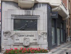Monument à Léon Lepage – Bruxelles