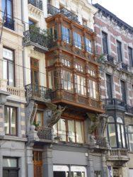 Cariatides (2) – Rue Royale  – Bruxelles