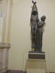 Monument aux huissiers morts – Palais de Justice – Bruxelles