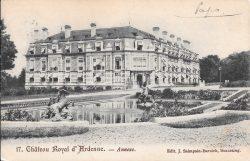 Les Chevaux Marins – Château royal d'Ardenne – Houyet (déplacés)