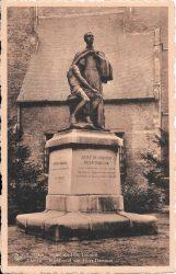 Monument au Père Damien – Leuven (Louvain)