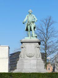 Monument à Charles de Lorraine – Place du Musée – Bruxelles