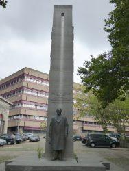 Monument à Paul Pastur – Charleroi