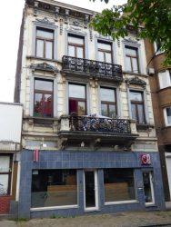 Balcons – Boulevard Jacques Bertrand – Charleroi