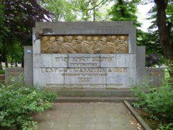 Monument aux 1er et 4ème régiments de Chasseurs à pied – Charleroi