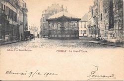 Kiosque à musique – Chimay (disparu)
